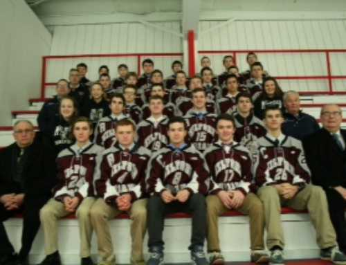 March 2017 Hero of the Month: Milford Indians High School Boys Hockey Team