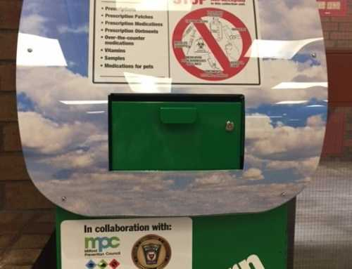 Milford Now Has a Permanent Medication Safe Disposal Box!