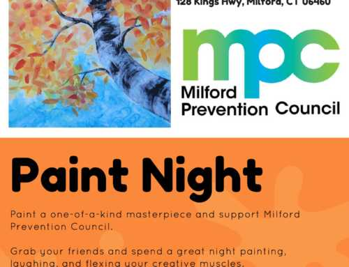 Paint For Prevention Night! October 12, 2017