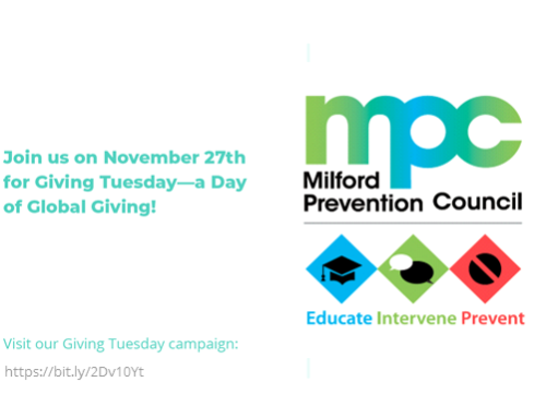 #GivingTuesday is November 27th!