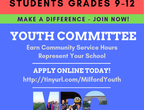 Join the MPC Youth Committee!
