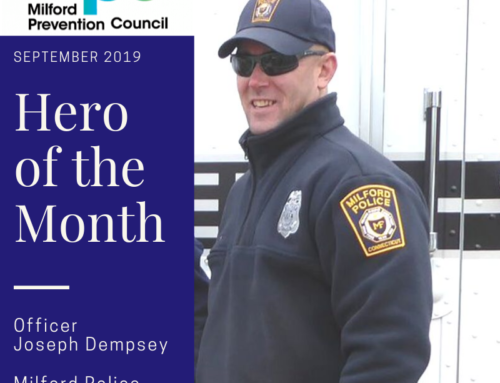 September 2019 Hero of the Month: Officer Joe Dempsey